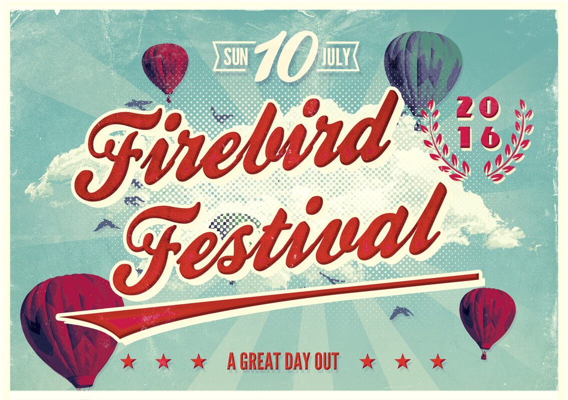 Firebird Festival 2016 Heading